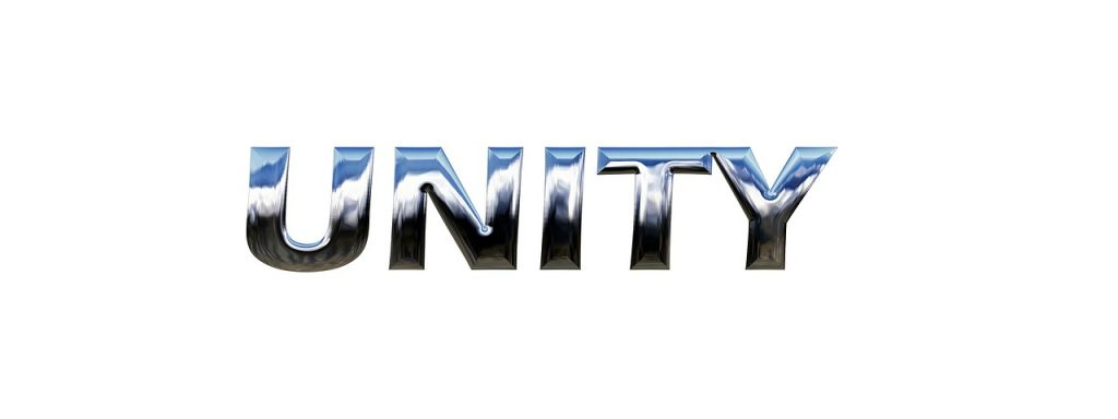 unity-letters
