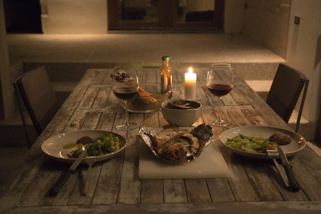 dinner-sfeervol