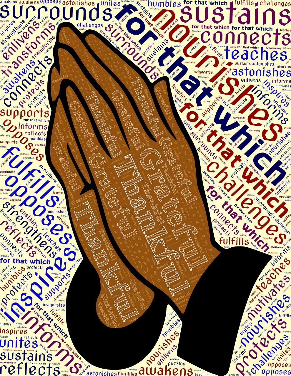 pray-thanks